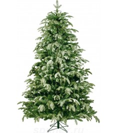 Искусственная елка Black Box Стильная 215 см Заснеженная...
