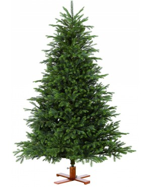 Искусственная елка Black Box Раскидистая 215 см зеленая