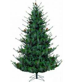 Искусственная елка Black Box Русский Север 230 см зеленая