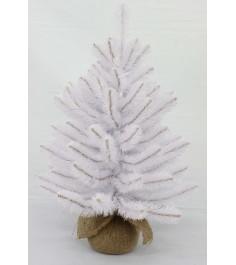 Искусственная елка Triumph Tree Атлантическая 45 см в мешочке белая...