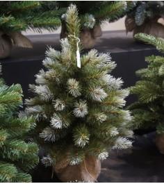 Искусственная елка Triumph Tree Женева 60 см в мешочке заснеженная...