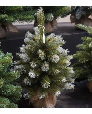 Искусственная елка Triumph Tree Женева 90 см в мешочке заснеженная