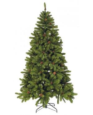 Искусственная елка Triumph Tree Императрица с шишками 215 см зеленая