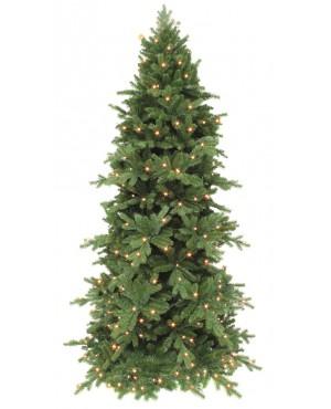 Искусственная елка Triumph Tree Изумрудная с огоньками 305 см зеленая