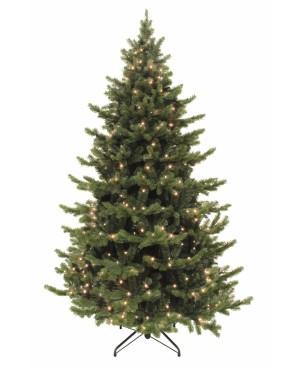 Искусственная елка Triumph Tree Шервуд Премиум с огоньками 365 см зеленая