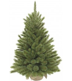 Искусственная елка Triumph Tree Лесная Красавица в мешочке 90 см зеленая...