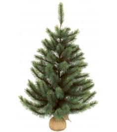 Искусственная елка Triumph Tree Русская в мешочке 90 см зелёная...