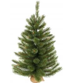 Искусственная елка Triumph Tree Сказочная в мешочке 90 см светло зеленая...