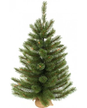 Искусственная елка Triumph Tree Сказочная в мешочке 90 см светло зеленая