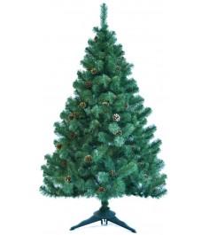 Ель Царь елка Холидей с шишками 210 см
