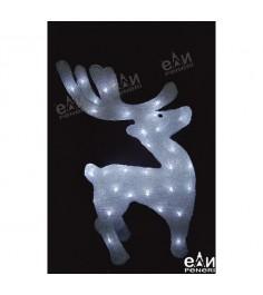 Фигура из акрила Peneri Олень 66 см 80 ламп