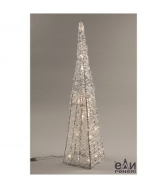 Фигура из акрила Peneri Пирамида 89 см 50 ламп