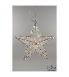 Фигура из акрила Peneri Звезда 40 см 40 ламп