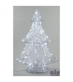Фигура из акрила Peneri Ель 60 см 80 ламп
