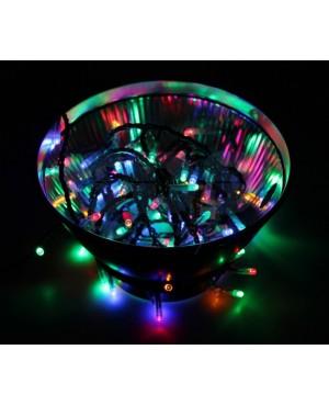 Новогодняя гирлянда Neon-night Твинкл Лайт светодиодная разноцветная 20м 200 диодов 303-149