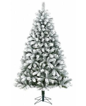 Искусственная елка Black Box Атлантида 215 см заснеженная