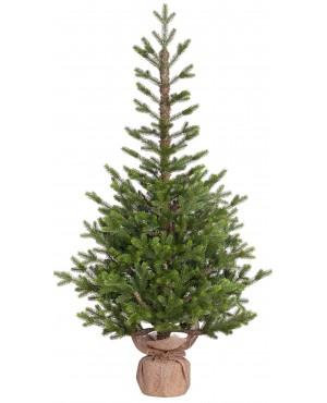 Искусственная елка Black Box Стильная согоньками 215 см заснеженная