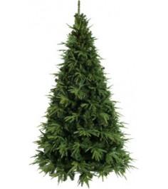 Ель искусственная Crystal Trees Альба 210 см