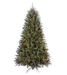 Искусственная елка Триумф Женева 185 см 152 лампы заснеженная...