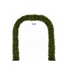 Триумф декор арка Триумф Норд 240x254 см зеленая...