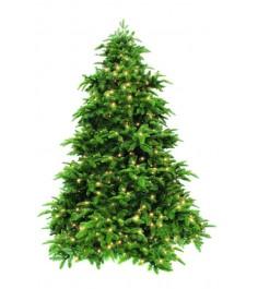 Искусственная елка Триумф Нормандия 155 см 232 лампы зеленая...