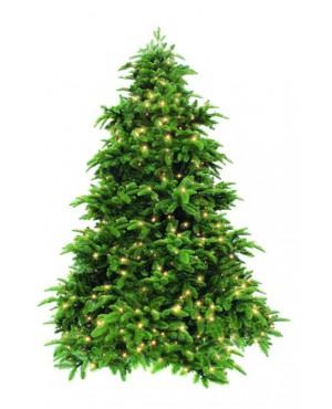Искусственная елка Триумф Нормандия 155 см 232 лампы зеленая