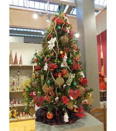 Искусственная елка Триумф Лесная красавица 120 см 96 ламп зеленая...