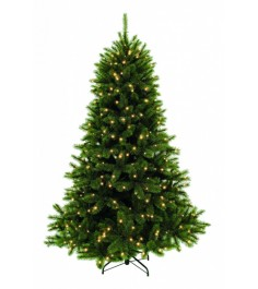 Искусственная елка Триумф Лесная красавица 215 см 304 лампы зеленая...