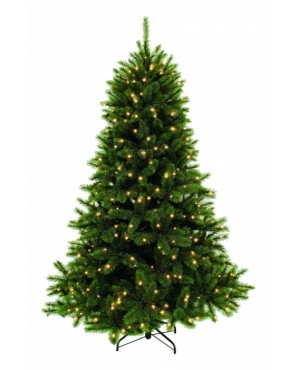 Искусственная елка Триумф Лесная красавица 215 см 304 лампы зеленая