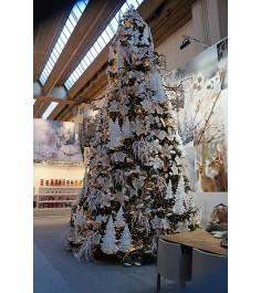 Искусственная елка Триумф Нормандия 305 см темно-зеленая