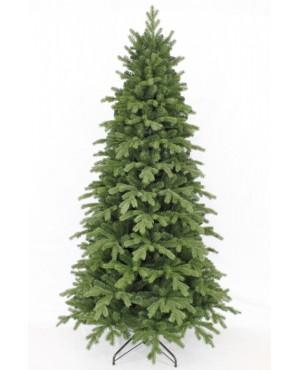 Искусственная елка Триумф Шервуд премиум стройная 215см зеленая