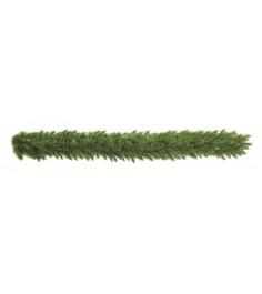 Новогодняя гирлянда декор Triumph Лесная красавица 180x33 см зеленая...