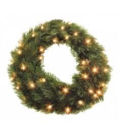 ВенокTriumph Лесная красавица 90 см 96 лампы зеленая