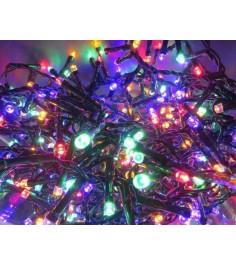 Новогодняя гирлянда Triumph теплый свет 8 функций 140 ламп для елки 120 см