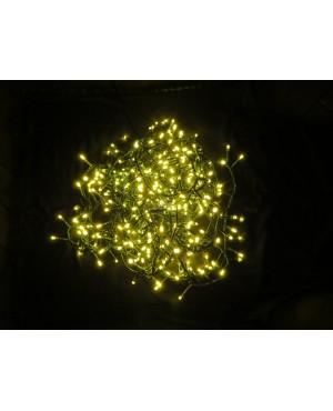 Новогодняя гирлянда Triumph теплый свет 8 функций 550 ламп для елки 185 см