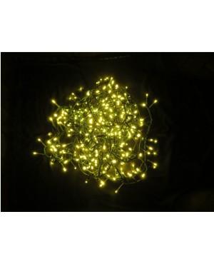 Новогодняя гирлянда Triumph теплый свет 8 функций 700 ламп для елки 215 см
