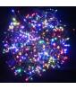Новогодняя гирлянда Triumph Мультиколор 8 функций 140 ламп для елки 120 см