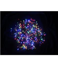 Новогодняя гирлянда Triumph Мультиколор 8 функций 800 ламп для елки 230 см...