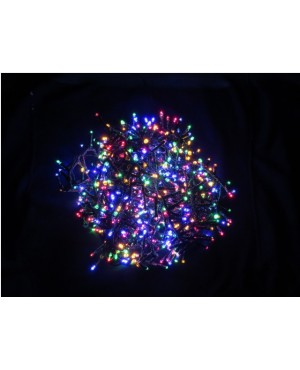 Новогодняя гирлянда Triumph Мультиколор 8 функций 800 ламп для елки 230 см