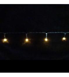 Новогодняя гирлянда Triumph теплый свет 192 лампы 1440 см...