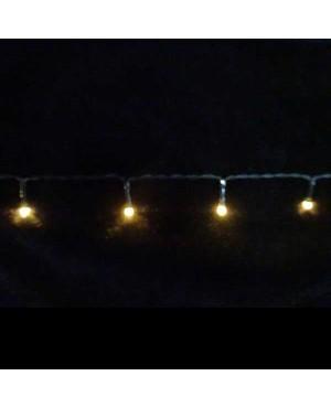 Новогодняя гирлянда Triumph теплый свет 192 лампы 1440 см