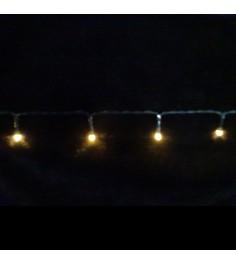 Новогодняя гирлянда Triumph теплый свет 96 ламп 720 см