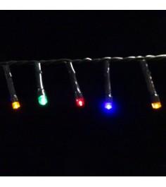 Новогодняя гирлянда Triumph Мультиколор 368 ламп 2760 см...