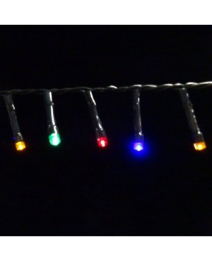 Новогодняя гирлянда Triumph Мультиколор 368 ламп 2760 см