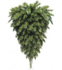 Искусственная елка перевертыш Triumph Tree Лесная Красавица 60 см...
